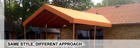 High Quality Cool Planet Awning Company   Gable Awning